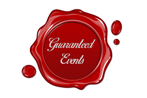 Guaranteed Events banner